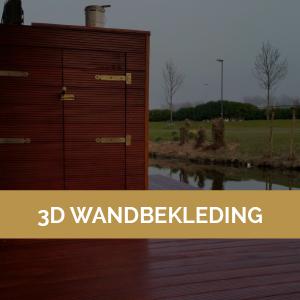 3D Wandbekleding